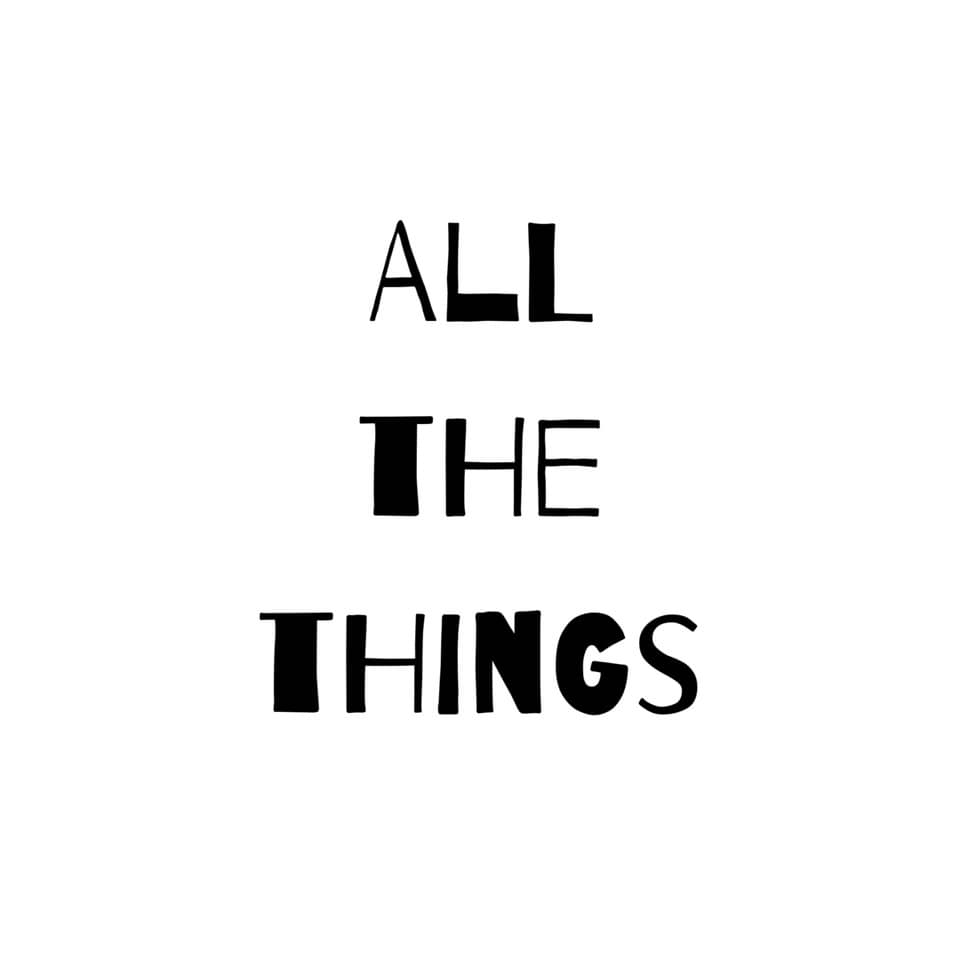 ALL THE THINGS.